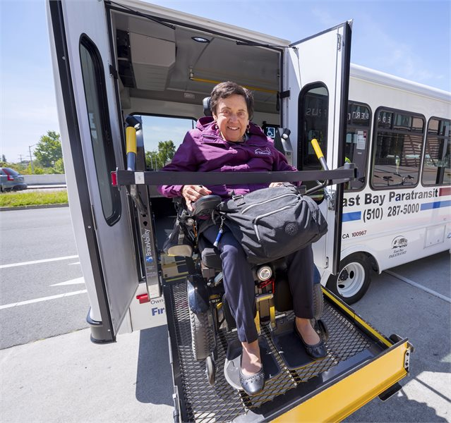 Senior and Disabled Transportation thumbnail