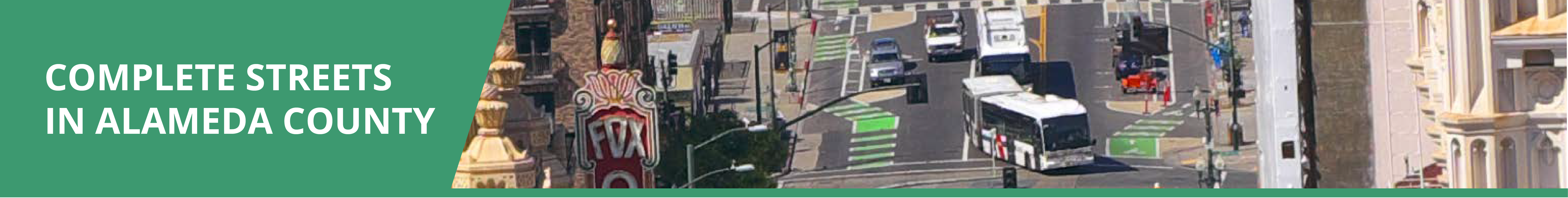 Complete Streets in Alameda County - Alameda CTC