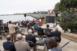 I80 SMART Corridor Ribbon Ceremony