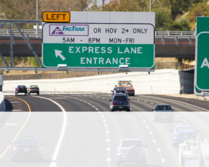 Express Lanes section