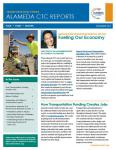 image of the first page of the June 2013 e-Newsletter