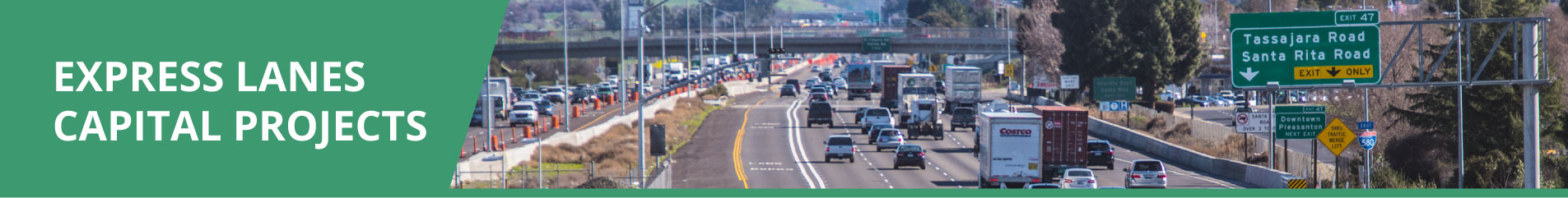 Express Lanes Capital Projects