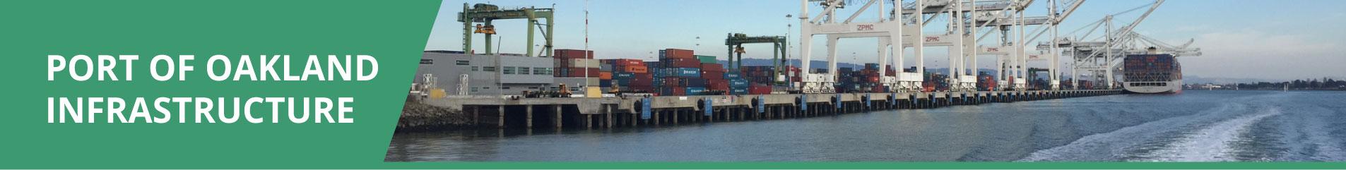 Port of Oakland Infrastructure