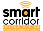 smart corridor interstate 80 integrated corridor mobility logo