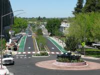 alameda roads with bike lanes