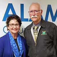Alameda County Supervisor Richard Valle Re-elected Chair of Alameda CTC; San Leandro Mayor Pauline Cutter Re-elected Vice Chair