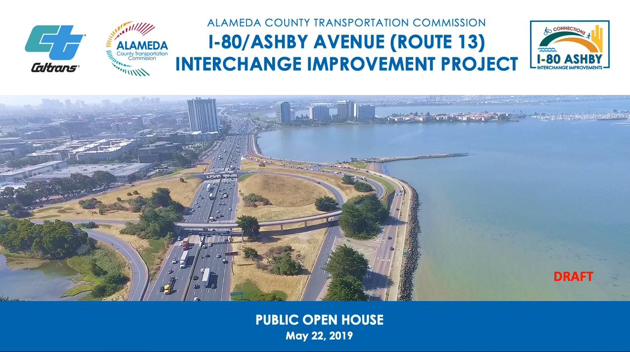 I-80/Ashby Avenue video