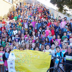 2019 International Walk and Roll to School Day