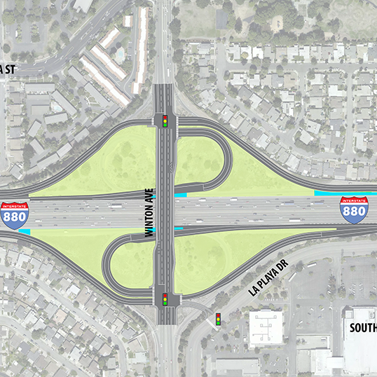 Public Information Meeting for the Interstate 880 Interchange Improvements (Winton Avenue/A Street) Project