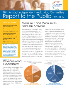 Cover of 18th IWC Annual Report to the Public