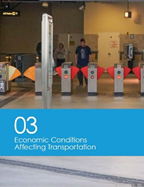 Chapter 3: Economic Conditions Affecting Transportation