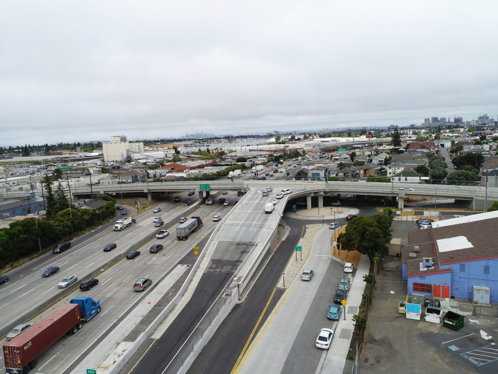 Interstate 880 North Safety and Operational Improvements at 23rd and 29th Avenues project