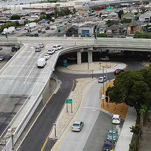 Interstate 880 North Safety and Operational Improvements at 23rd and 29th Avenues Project Receives Award