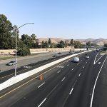I-680 northbound express lane open to 2+ carpools