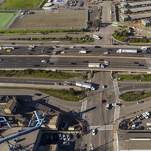 Construction Begins on the Interstate 80/Gilman Street Interchange Improvement Project