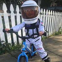 "Alameda County Schools Participate in the Virtual ""Bike to the Moon"" Week"