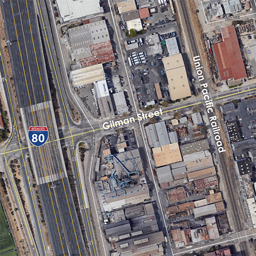 Breaking Ground: I-80/Gilman Street Interchange Improvement Project