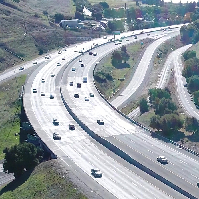 Construction Has Begun on the SR-84 from South of Ruby Hill Drive to I-680 and SR-84/I-680 Interchange Improvements Project