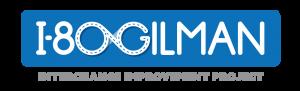 I-80/Gilman Interchange Improvement project logo