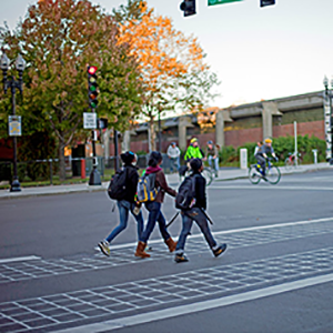 On October 6, Alameda County Students to Participate in International Walk and Roll to School